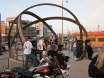 MGS Bike Night on Lancaster BLVD at Lancaster Restaurant BeX